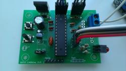 Ether Relay - main board
